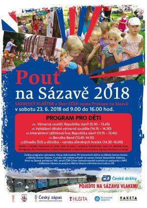 PoutSazava2018-deti